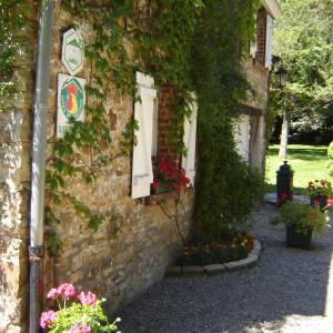 Jardin Gîte-été 2006 011
