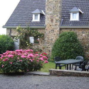 Jardin Gîte-été 2006 020