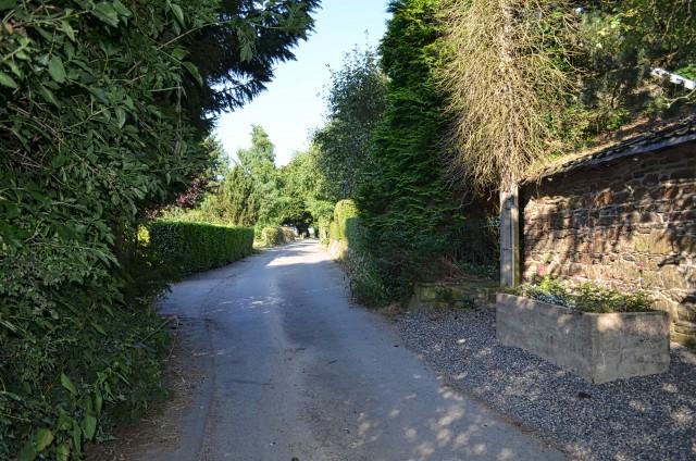 G te rural au jardin de mon p re nivez jalhay sart spa for Au jardin de mon pere camping