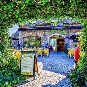 Brasserie restaurant le jardin des elfes jalhay spa for Restaurant avec jardin dans le 92