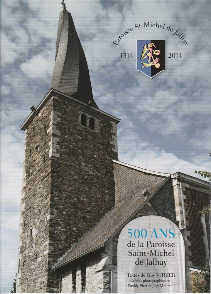 Carte postale eglise st michel de jalhay office du - St michel de maurienne office du tourisme ...