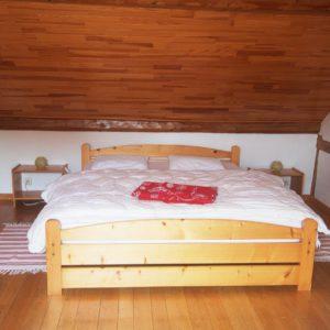 chambre à coucher 4 personnes